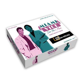 Miami ViceMiami vice Deux flics à Miami L'intégrale Exclusivité Fnac Blu-ray
