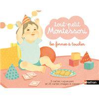 Coffret tout-petit Montessori Les formes