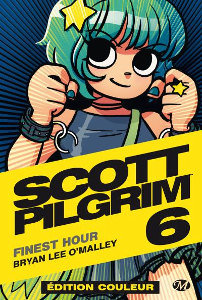 Scott Pilgrim, T6 : Scott Pilgrim Finest Hour (édition couleur)