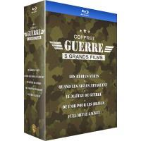 Coffret Guerre 5 films Blu-ray