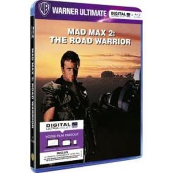 Mad MaxMad Max 2 Le défi Blu-ray
