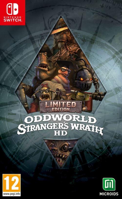 Oddworld La Fureur de l'Etranger Edition Limitée Nintendo Switch