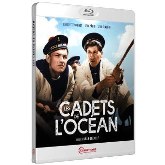 Les cadets de l'océan Blu-ray