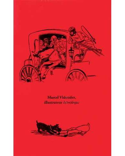 Marcel Vidoudez dessinateur érotique, illustrateur éclectique