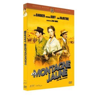 La montagne jaune DVD