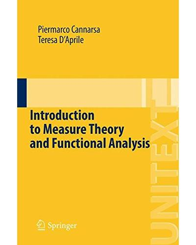 Introduction to measure theory and functional analysis