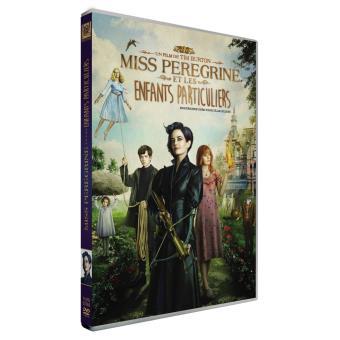 Miss Peregrine et les enfants particuliers DVD