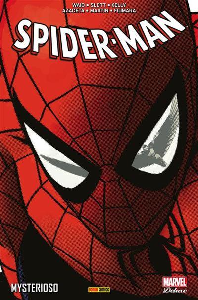 Spider-Man - Mysterioso - Mysterioso - 9782809476514 - 21,99 €