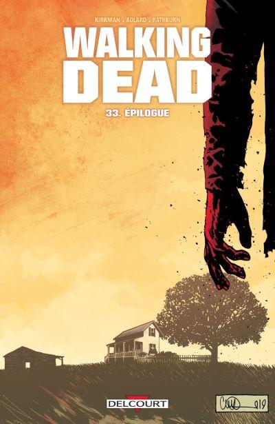Walking Dead T33 - Épilogue - 9782413029076 - 8,99 €