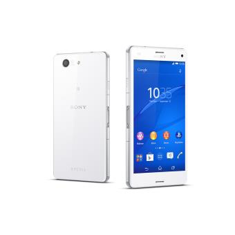 Sony XPERIA Z3 Compact - D5803 - wit - 4G LTE - 16 GB - GSM - Android smartphone
