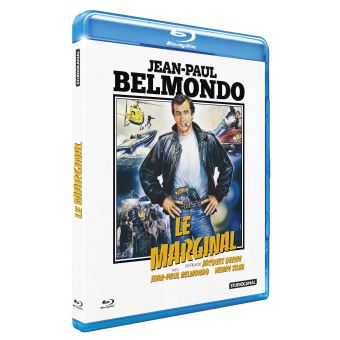 Le Marginal Exclusivité Fnac Blu-ray
