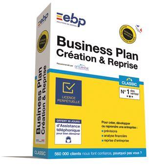 fnac ebp business plan
