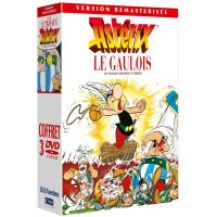 ASTERIX-COFFRET-3 DVD-VF