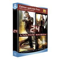 24 heures chrono Saison 8 Coffret Blu-ray