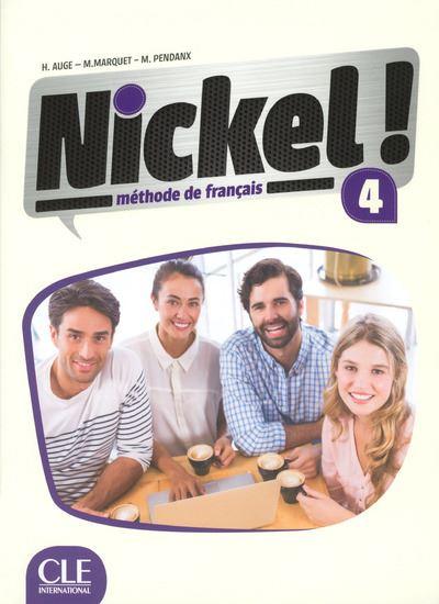 Nickel FLE Niveau 4 Elève + DVD