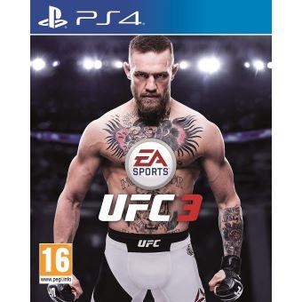 EA SPORTS UFC 3 MIX PS4