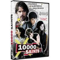 10 000 Saints DVD