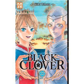 """Résultat de recherche d'images pour """"black clover tome 22"""""""
