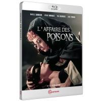 L'affaire des poisons Blu-ray