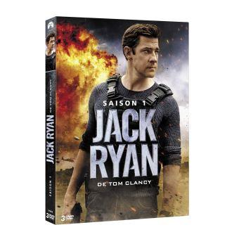 Jack RyanJack Ryan de Tom Clancy Saison 1 DVD