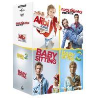 Coffret La Bande à Fifi 4 Films DVD