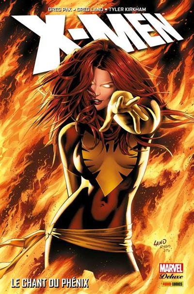 X-Men - Le chant du Phenix - 9782809479768 - 21,99 €