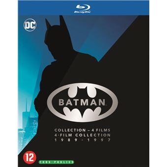BatmanBATMAN 1-4 COLLECTION (4PK)-BIL-BLURAY