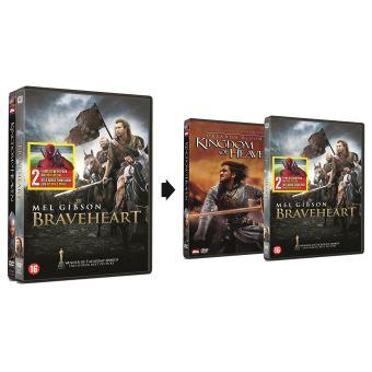 Braveheart/Kingdom of heaven-DUO-PACK-NL