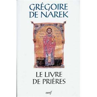 Le livre de prieres