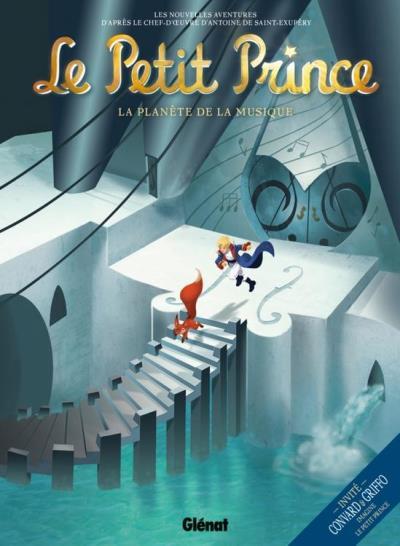 Le Petit Prince - Tome 03 - La Planète de la musique - 9782331000720 - 6,99 €