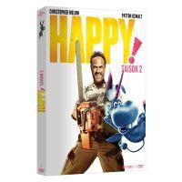 Coffret Happy! Saison 2 DVD