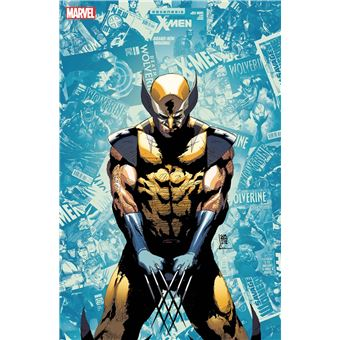 X-MenX-Men : ResurrXion n°4 Variant Angoulême