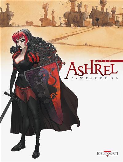 Ashrel T02 Wesconda