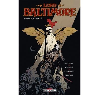 Lord Baltimore T4 - Ossuaire sacré