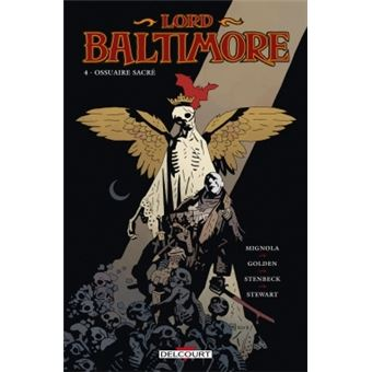 Lord BaltimoreLord Baltimore T4 - Ossuaire sacré