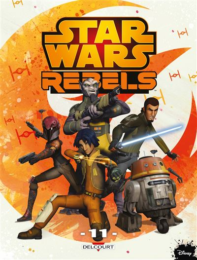Star Wars - Rebels tome