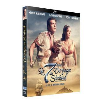 SinbadLe Septième voyage de Sinbad Blu-ray