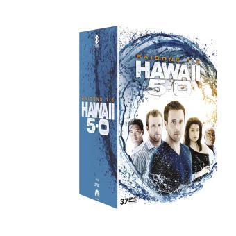 Hawaii 5-0Hawaii 5-0 Saisons 1 à 6 Coffret DVD