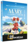 Mary et la fleur de la sorcière Edition Fnac Blu-ray