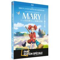 Mary et la fleur de la sorciere/edition fnac dvd bonus