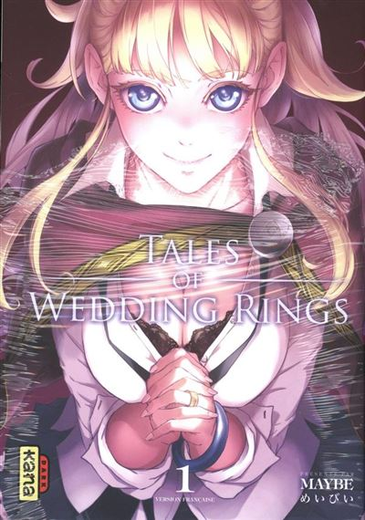 Tales of wedding rings - Coffret 3 Volumes, Tome 1 à Tome 3