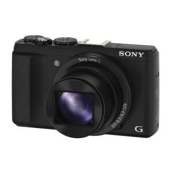 Compact Sony Cybershot DSC HX60V noir + GPS