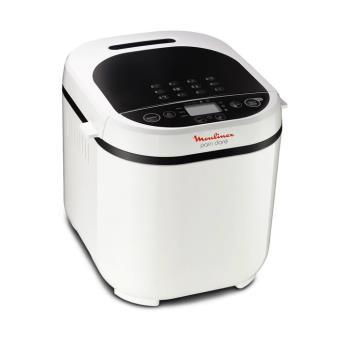 Machine à pain doré Moulinex OW210130 720W 1kg Blanc
