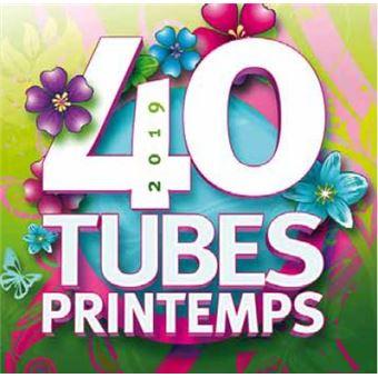 40 Tubes Printemps 2019 Coffret