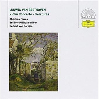 Concerto pour violon/ouvertures