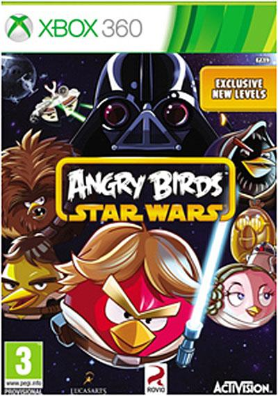 Angry Birds Star Wars Xbox 360 - Xbox 360