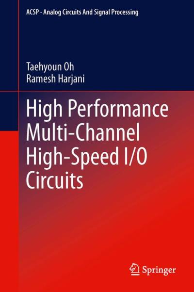 High performance multi-channel high-speed I/O circuits