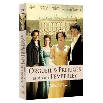 Orgueil et préjugésCoffret Orgueil et préjugés, Pemberley DVD