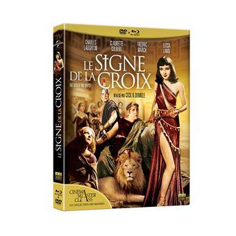 Le Signe de la croix Combo Blu-ray DVD