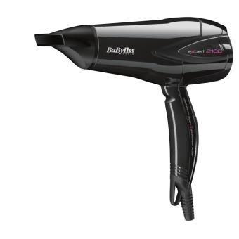 Babyliss Expert D322E Hair Dryer 2100W Black